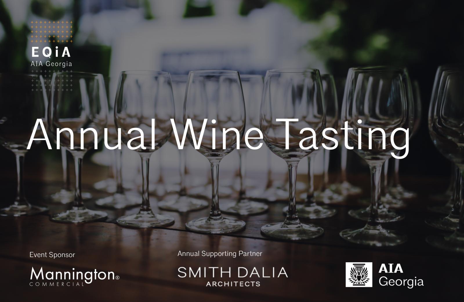 EQiA: Winter Wine Tasting Social