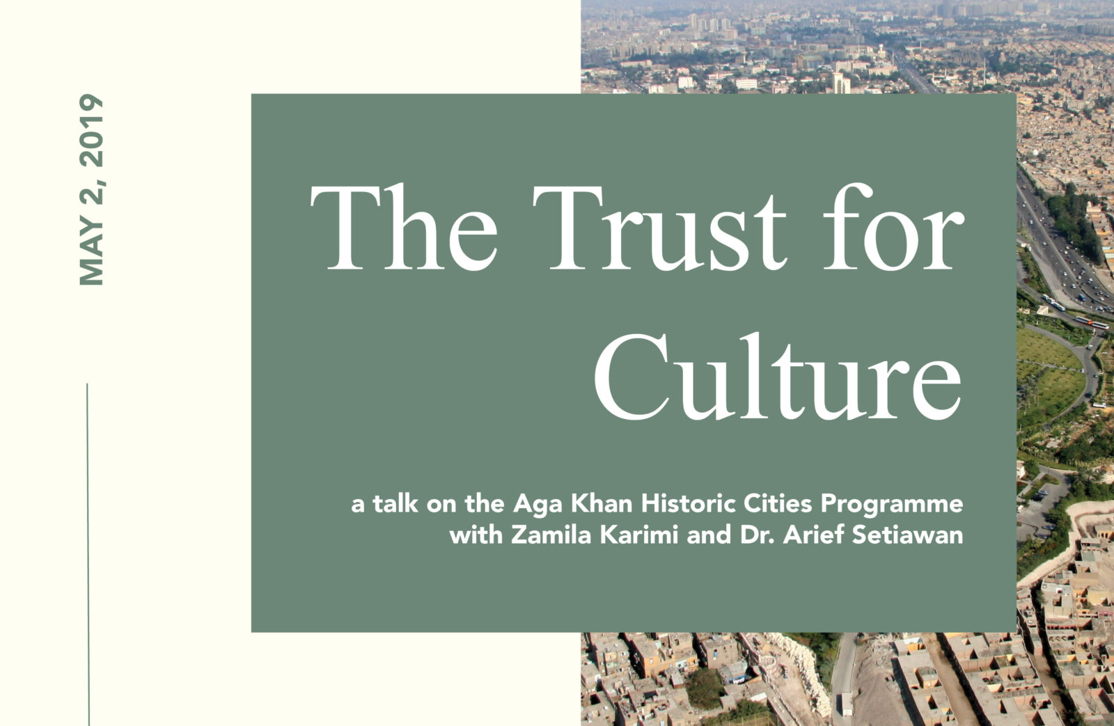POP-UP: The Trust for Culture